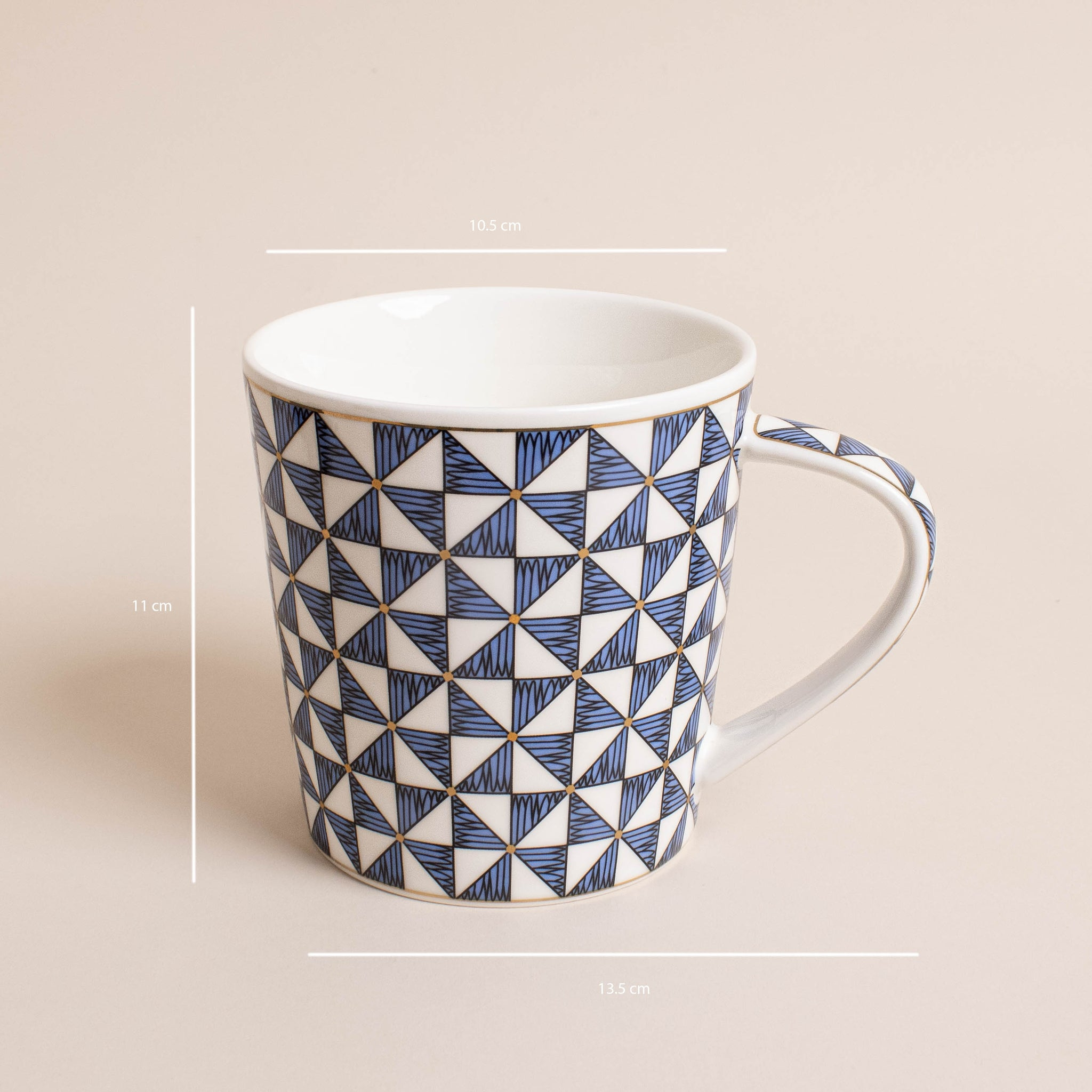 luna large coffee mug