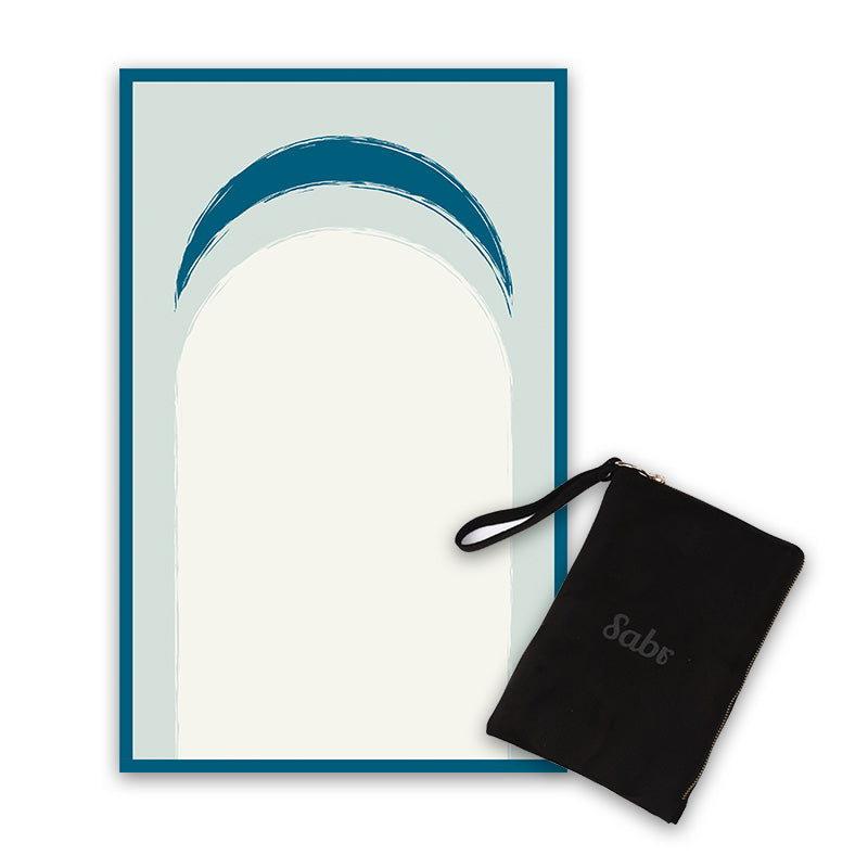 Zarqa prayer mat