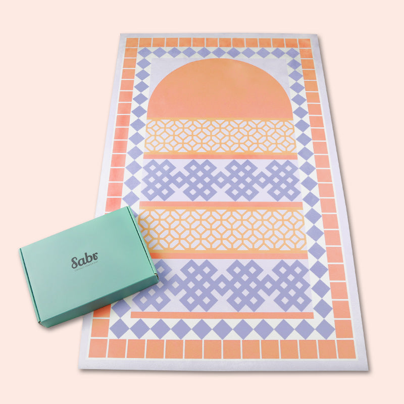 Alhambra prayer mat