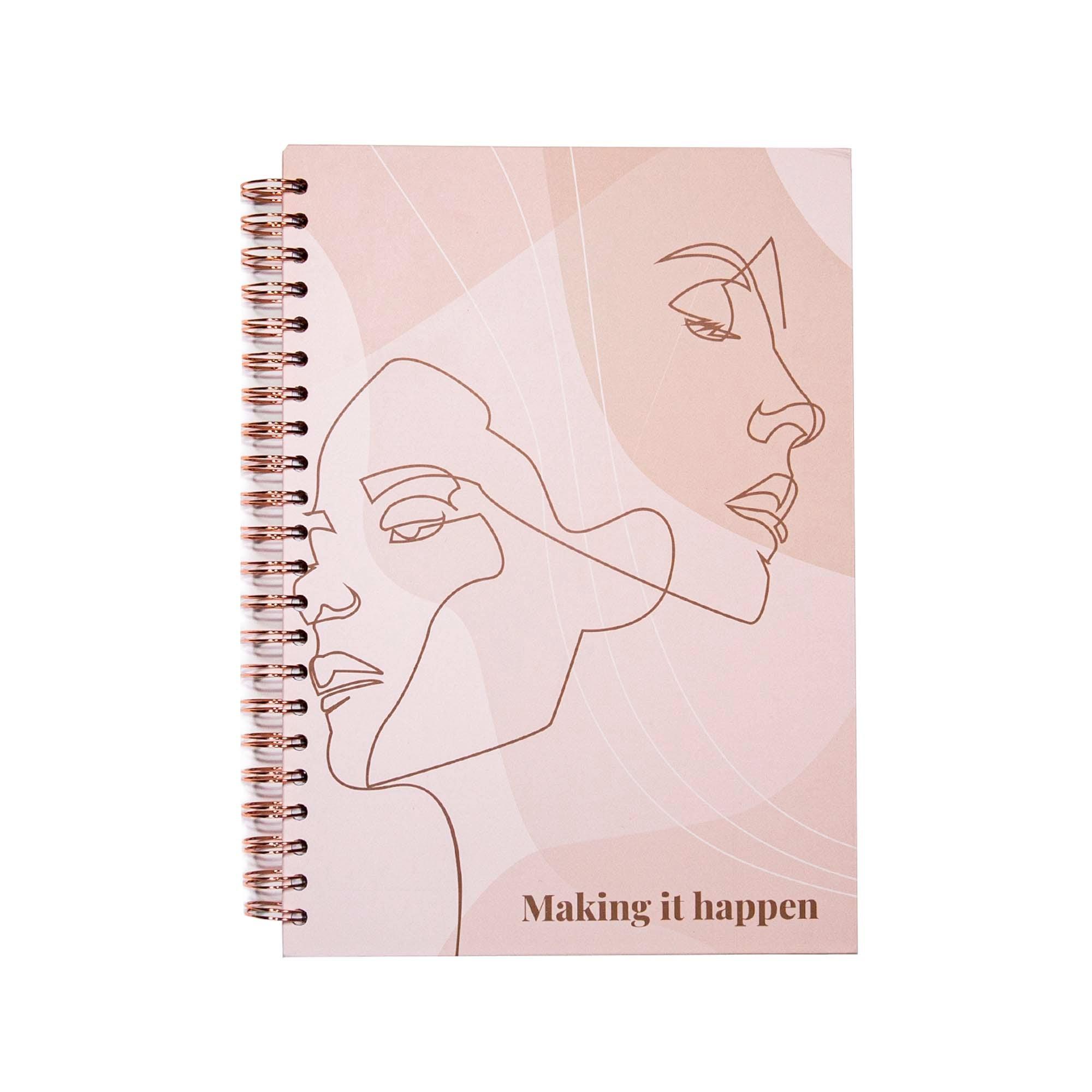 AchievHer x Prickly Pear Making it Happen Notebook