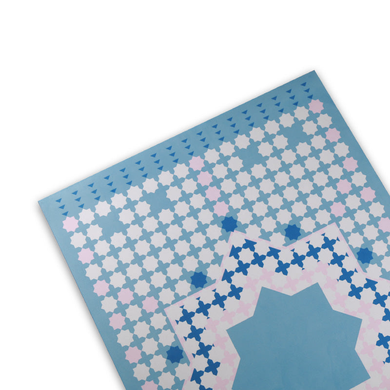 Marrakesh prayer mat