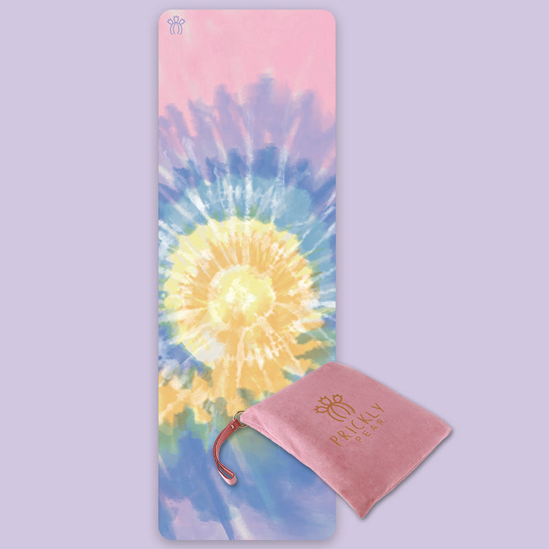 Energy travel yoga mat