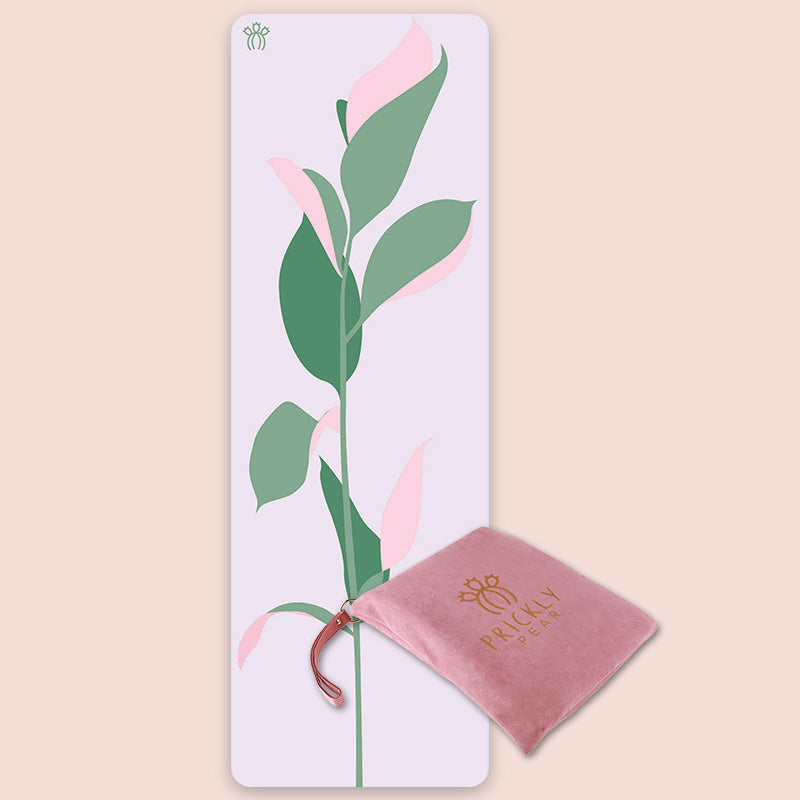 Bloom travel yoga mat