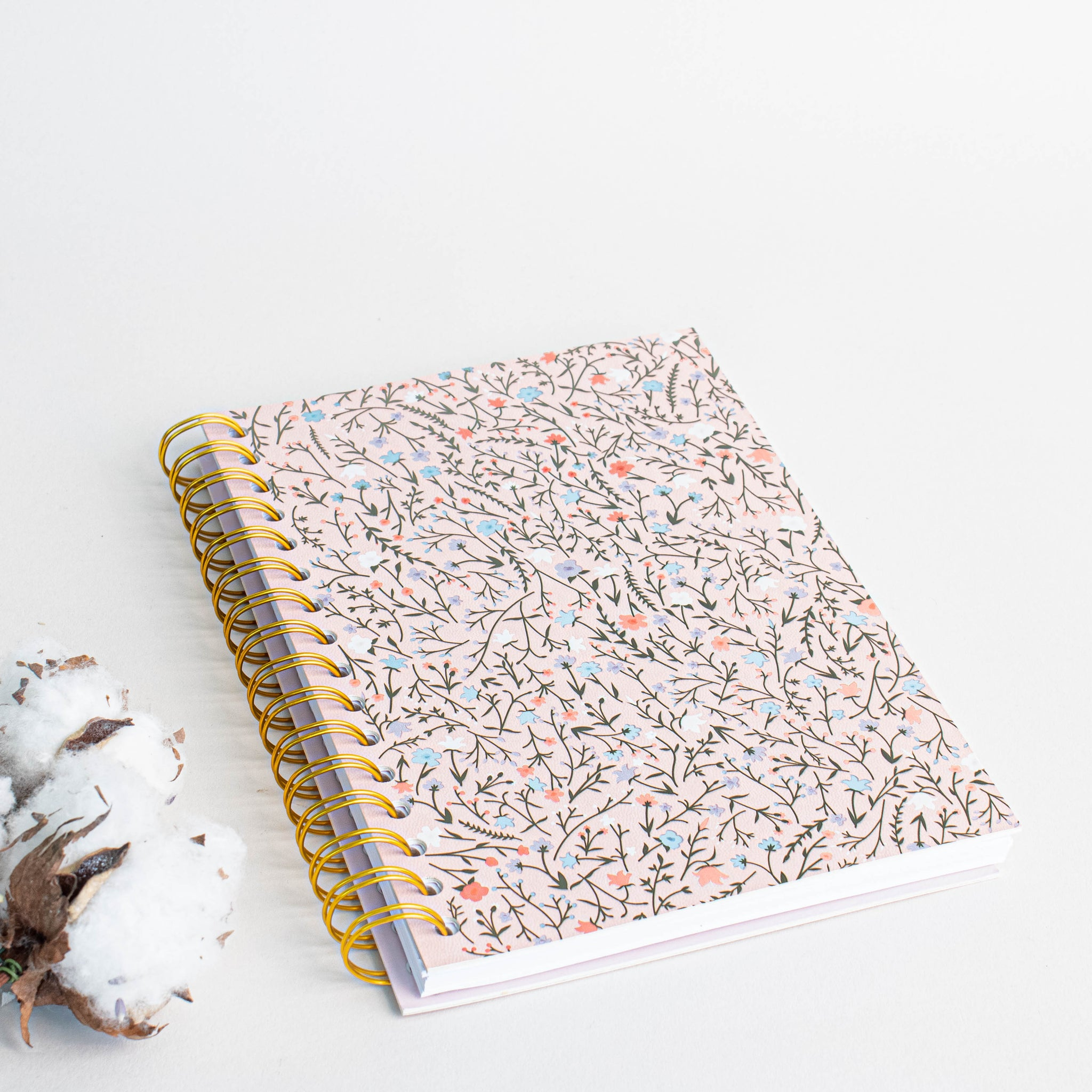Ditsy Floral A5 PU Notebook