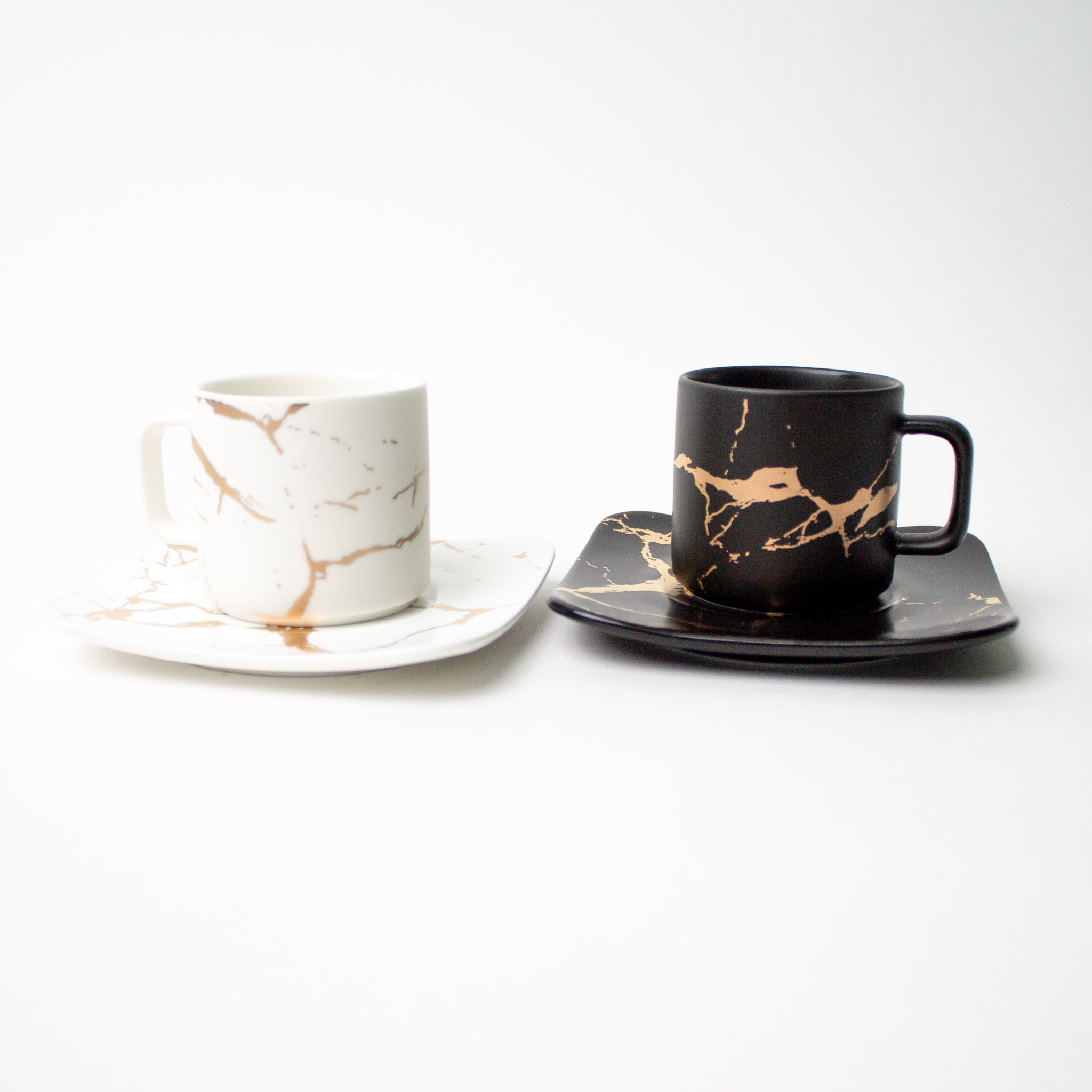 Savannah Espresso Cup and Saucer