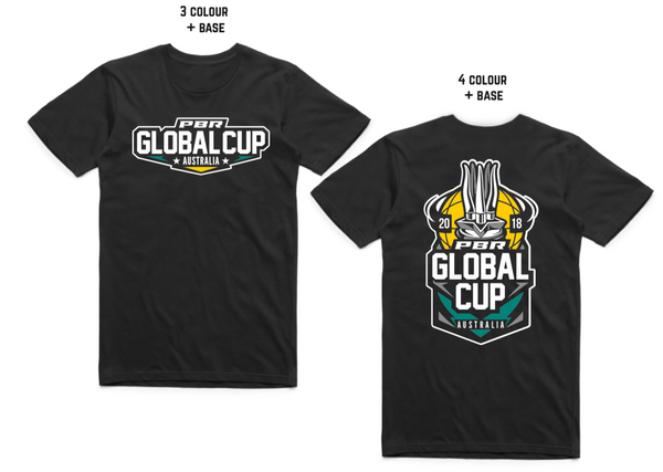 PBR Global Cup Ladies Tee