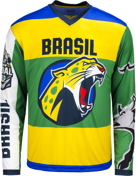 PBR Global Cup Brasil Sublimated Performance Jersey