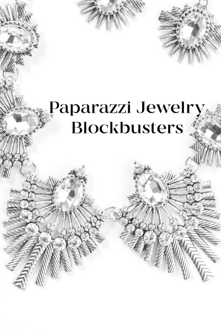 Paparazzi Jewelry Blockbusters Collection
