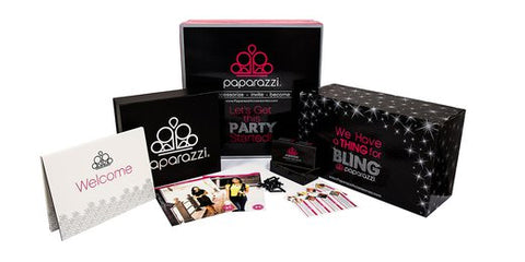 Paparazzi Accessories $299 Small Home Party Kit