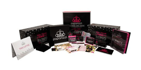 Paparazzi Accessories $499 Large Home Party Kit