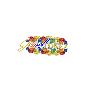 Logo for JewelTonez jewelry has 100% Nickel and Lead free jewelry. Everything $5 plus tax