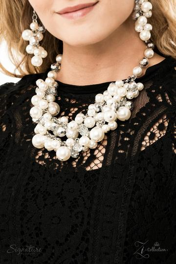 The Lauren 2019 Paparazzi Zi Collection Pearl Necklace - JewelTonez Jewelry