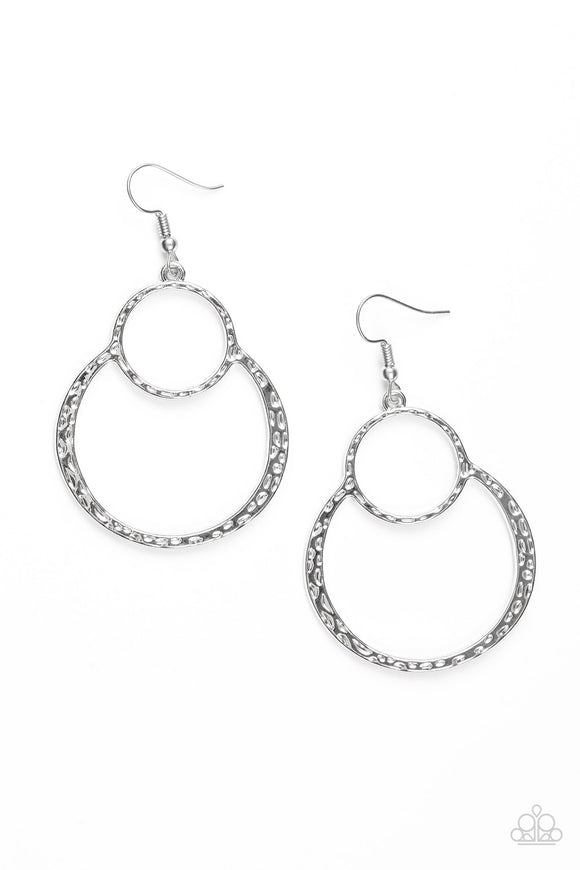 Zen Out of Zen - Silver  - Paparazzi Jewelry