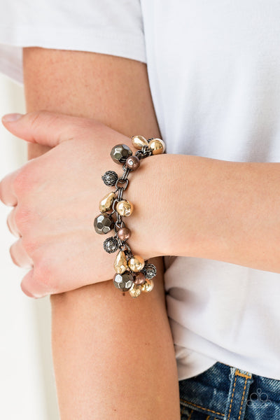 Invest In This Black Paparazzi Bracelet - JewelTonez Jewelry