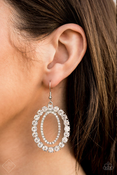 November 2020 Fashion Fix Fiercely 5th Avenue White - JewelTonez Jewelry