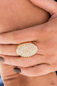 Test Your LUXE Gold Paparazzi Ring - JewelTonez Jewelry