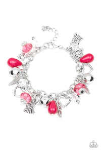 Completely Innocent Pink Bracelet - Paparazzi