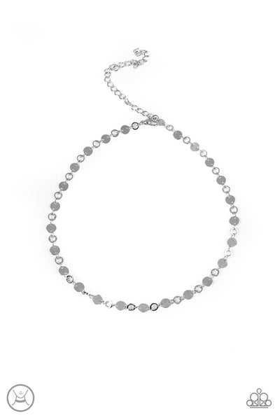 Inner SPOTLIGHT Silver Paparazzi Necklaces - JewelTonez Jewelry