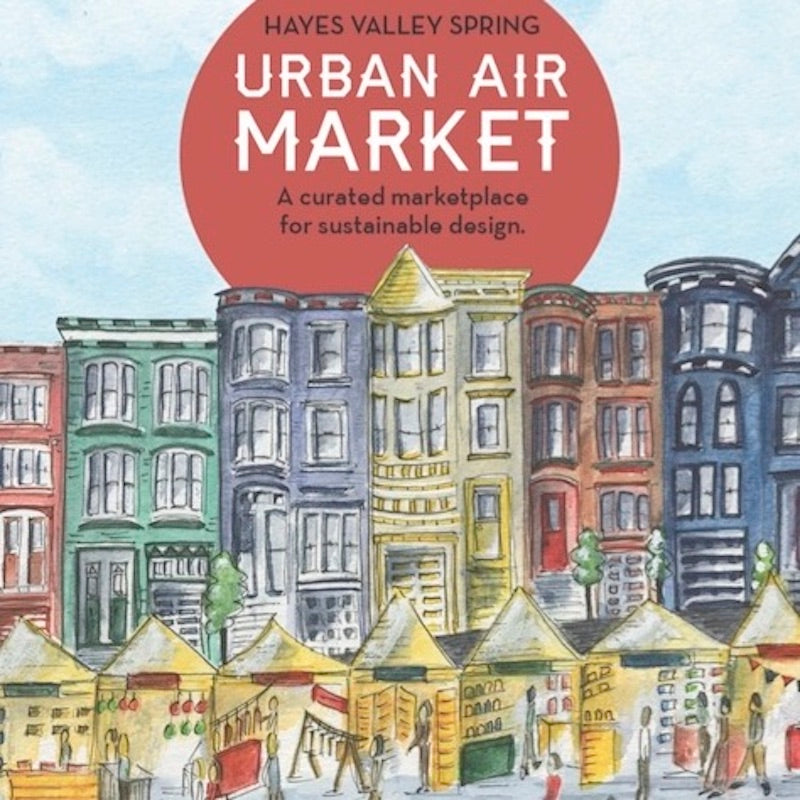 Urban Air Market: Hayes Valley Spring >>> 5/5