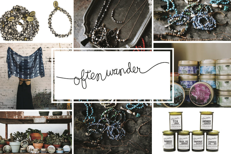 Thursday, October 27 // Often Wander @ Teeter