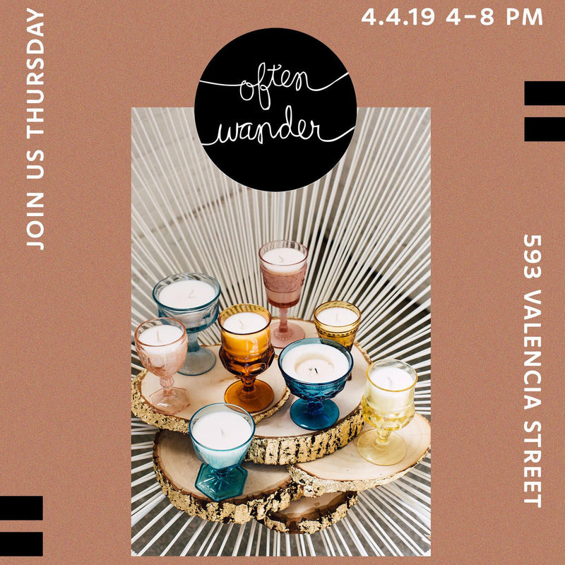 SF Candle Design Party >>> 4/4