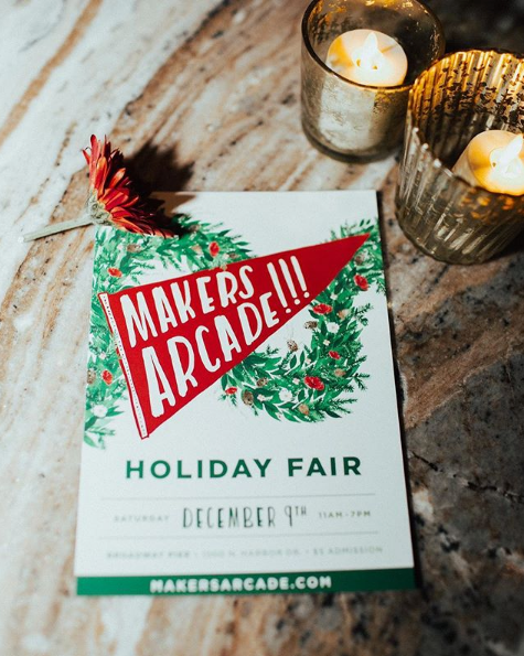 San Diego's Best Holiday Arts Fair, this Weekend!