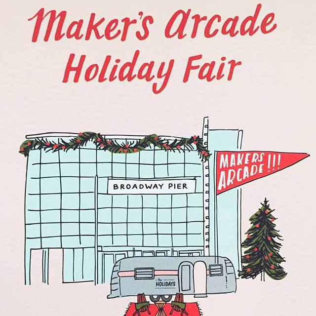 Join Us at Maker's Arcade >>> This Saturday