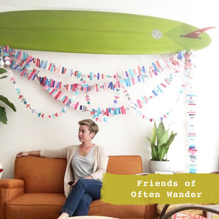 Friends of Often Wander >>> Shelby Ling
