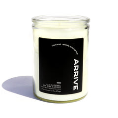 Arrive — Essential Oil Candle