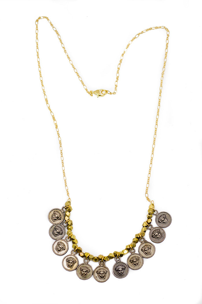 Necklace - Coin