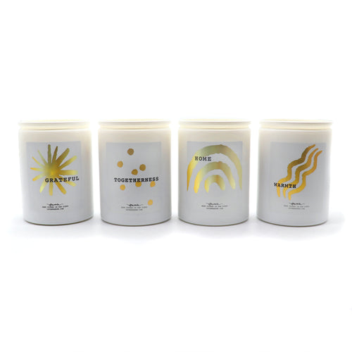 New! Holiday Candle — Gift Set — Often Wander