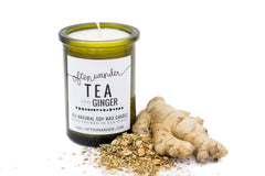 Apothec Candle - Tea and Ginger