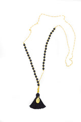 Necklace - Reverie / Black Onyx