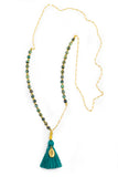 Necklace - Reverie / African Turquoise