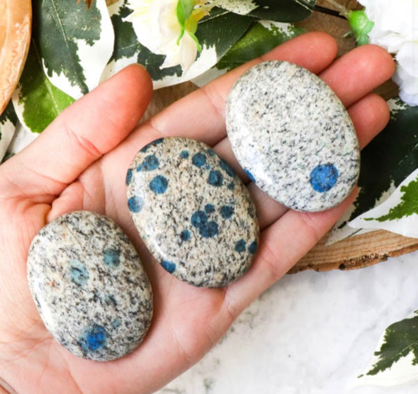 K2 — Palm Stones — Crystal