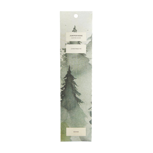 Christmas Fir — Campfire Incense — Juniper Ridge