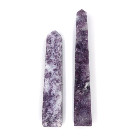 Amethyst — Points — Crystal