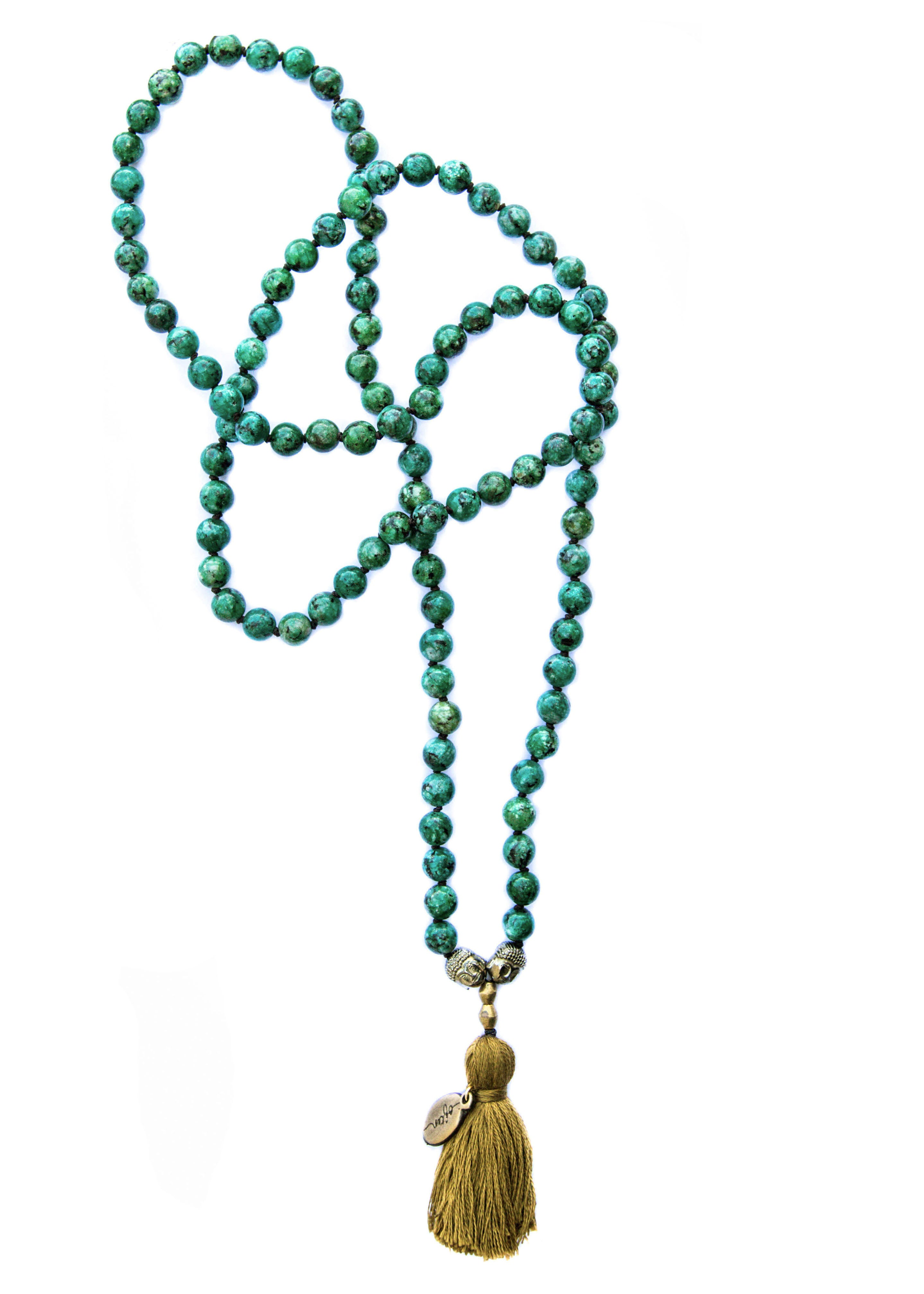 Mala - Blue African Turquoise