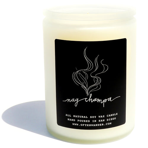 Nag Champa — Element Candle