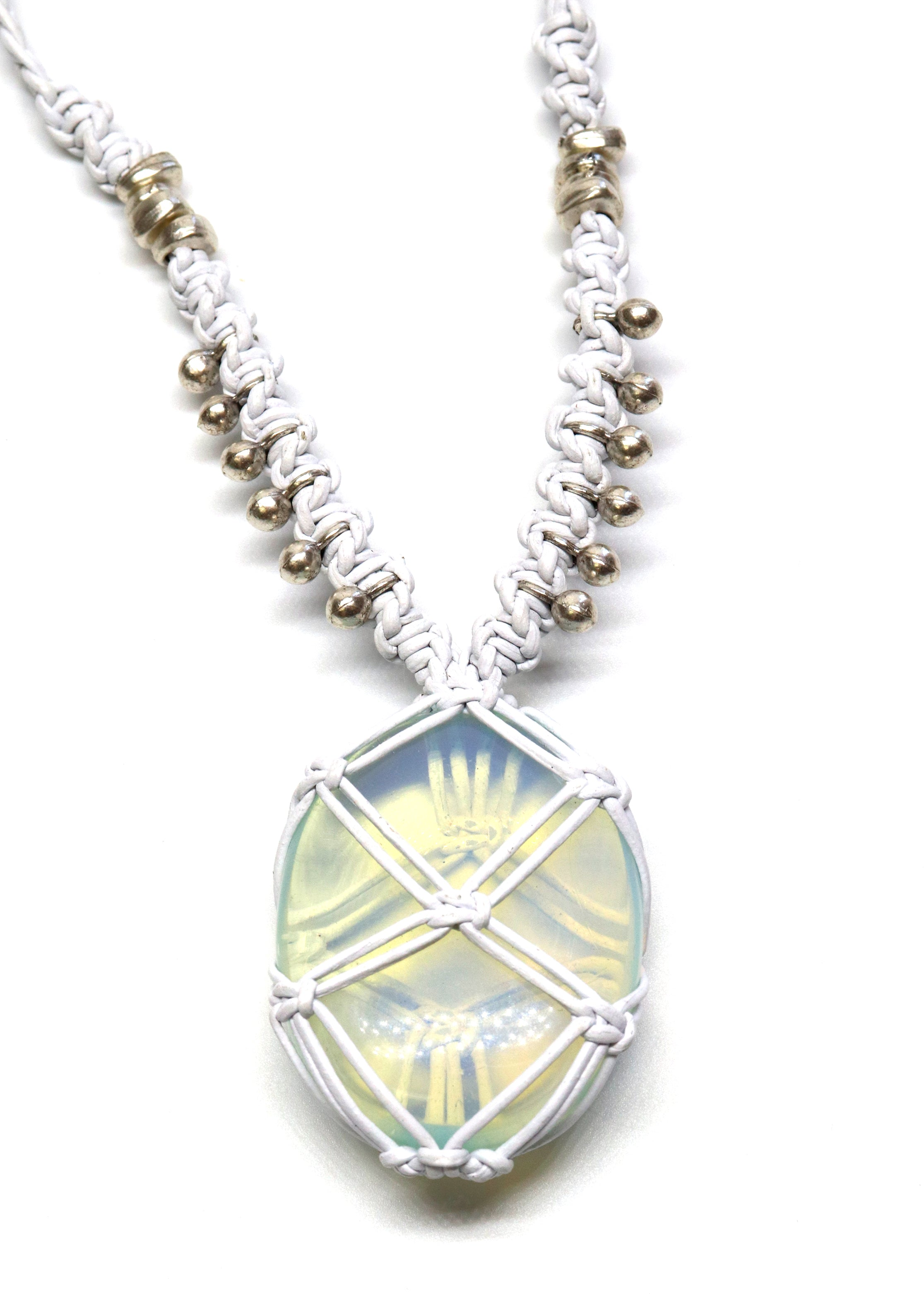 Opalite — Talisman Necklace — Olivia Moray