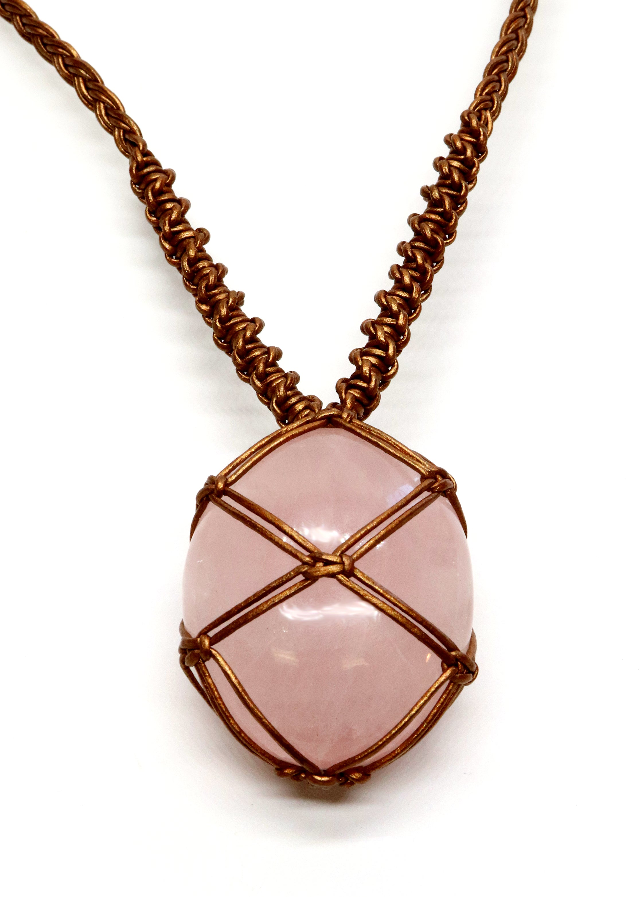 Rose Quartz Talisman — Olivia Moray