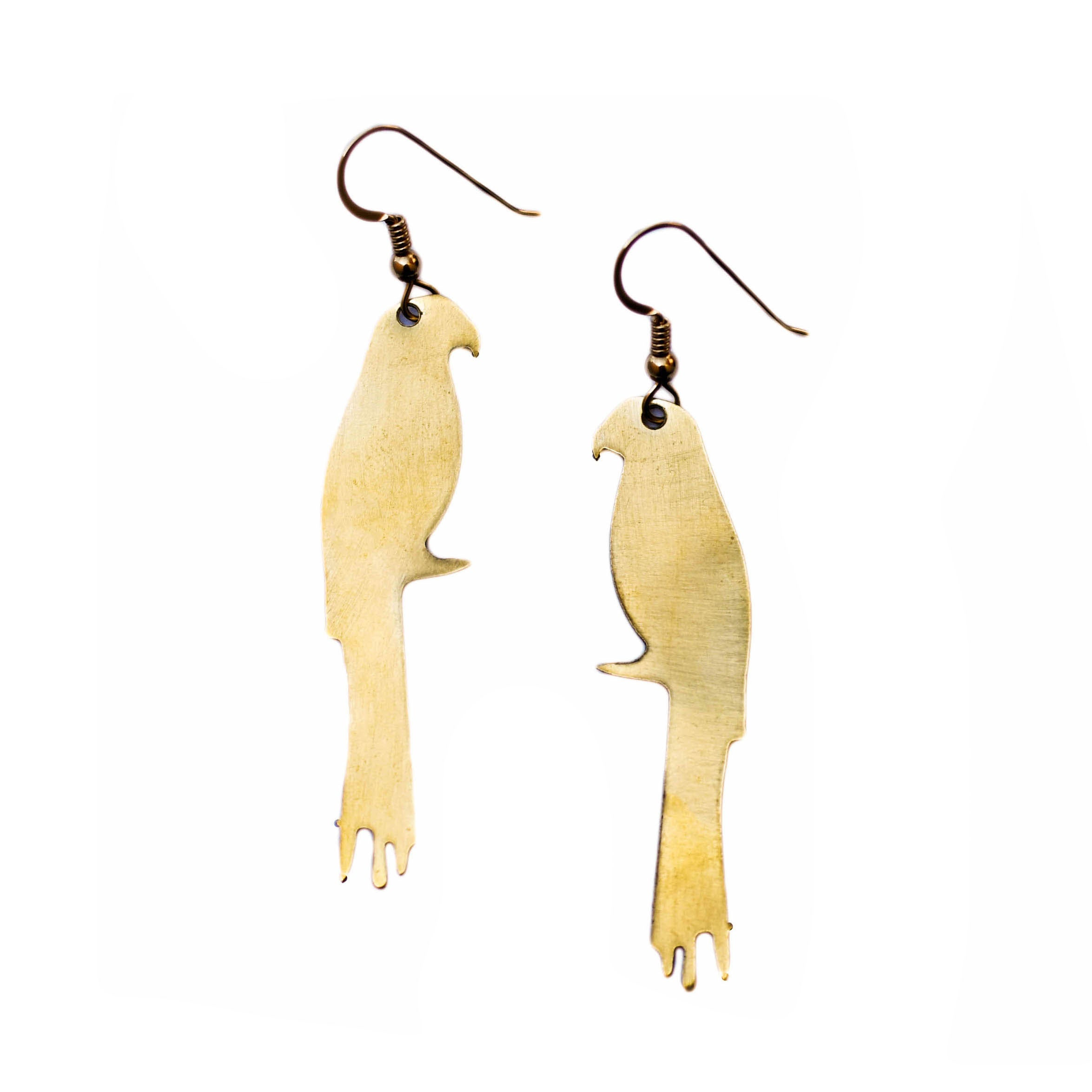 *NEW* Earrings - Parrot
