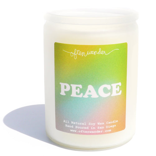 Peace — Element Candle