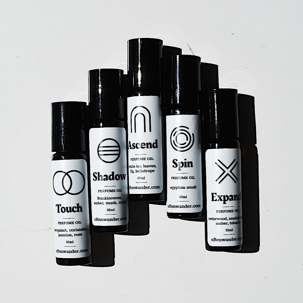 New! Ascend — Roll On Perfume