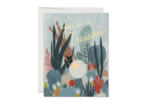 Always Choose You — Note Card — Antiquaria