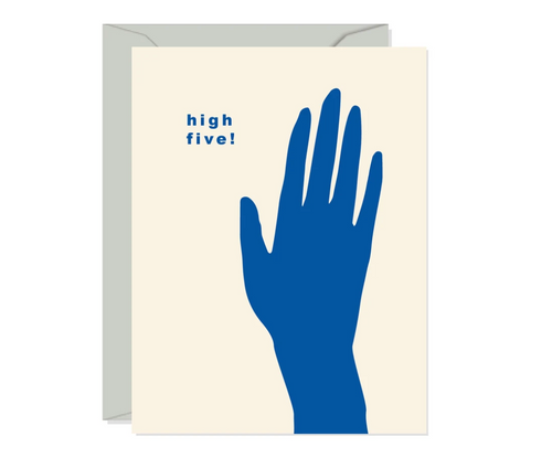 Confetti Riot Cards — High Five