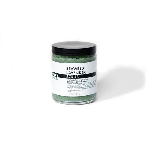 Seaweed Lavender — Body Scrub — Moon Rivers Naturals