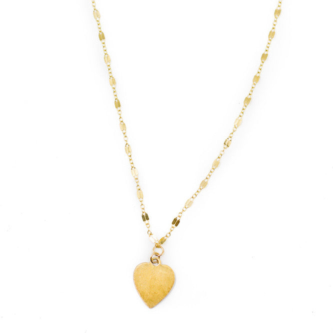 Necklace - Mini Heart