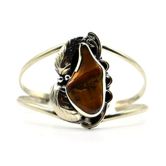 Tiger's Eye — Mexican Gemstone Cuff