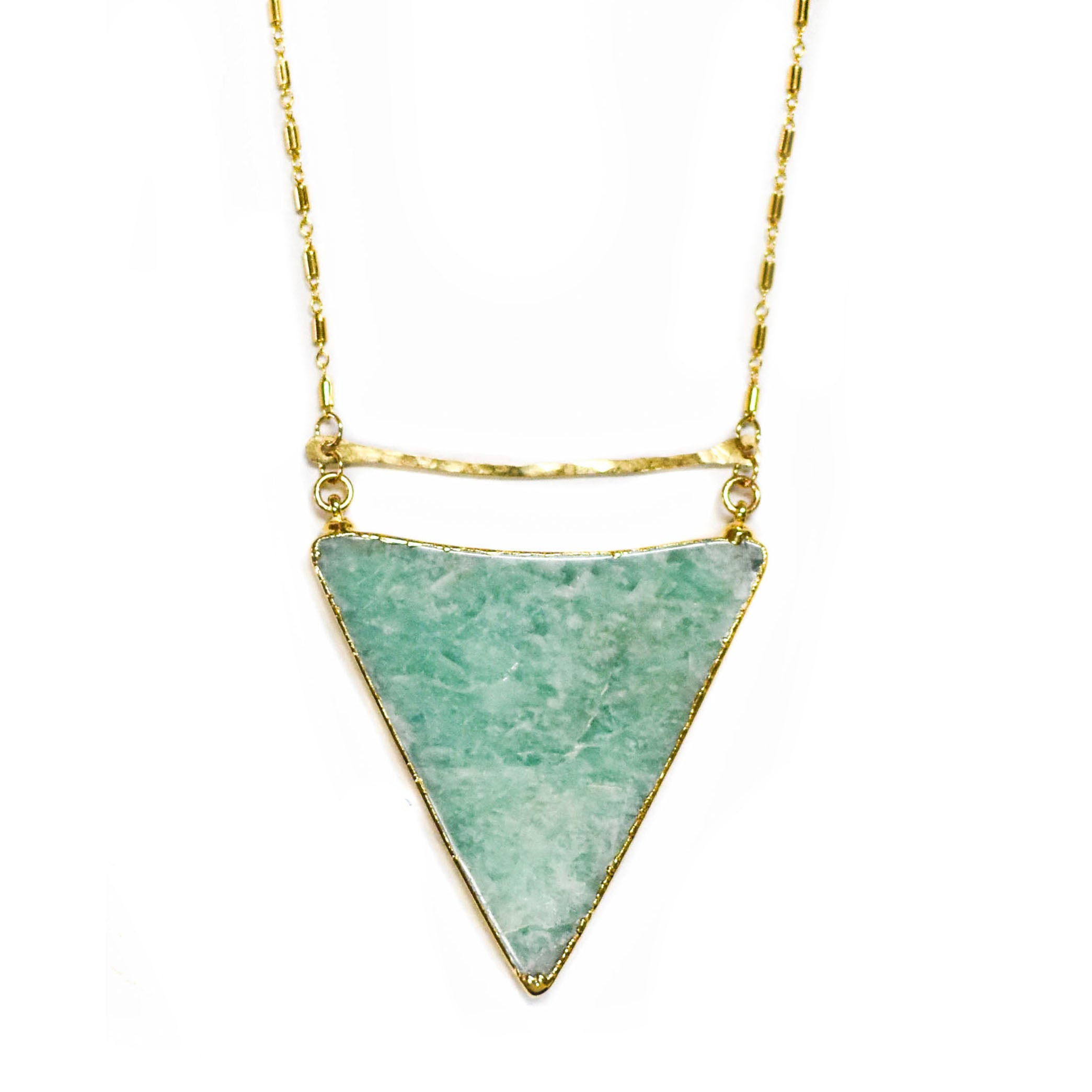 Necklace - Vitality (Amazonite)